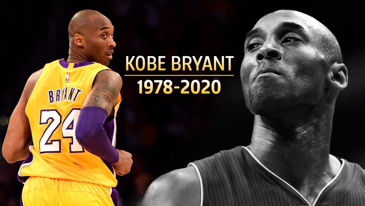 The Death of Kobe Bryant