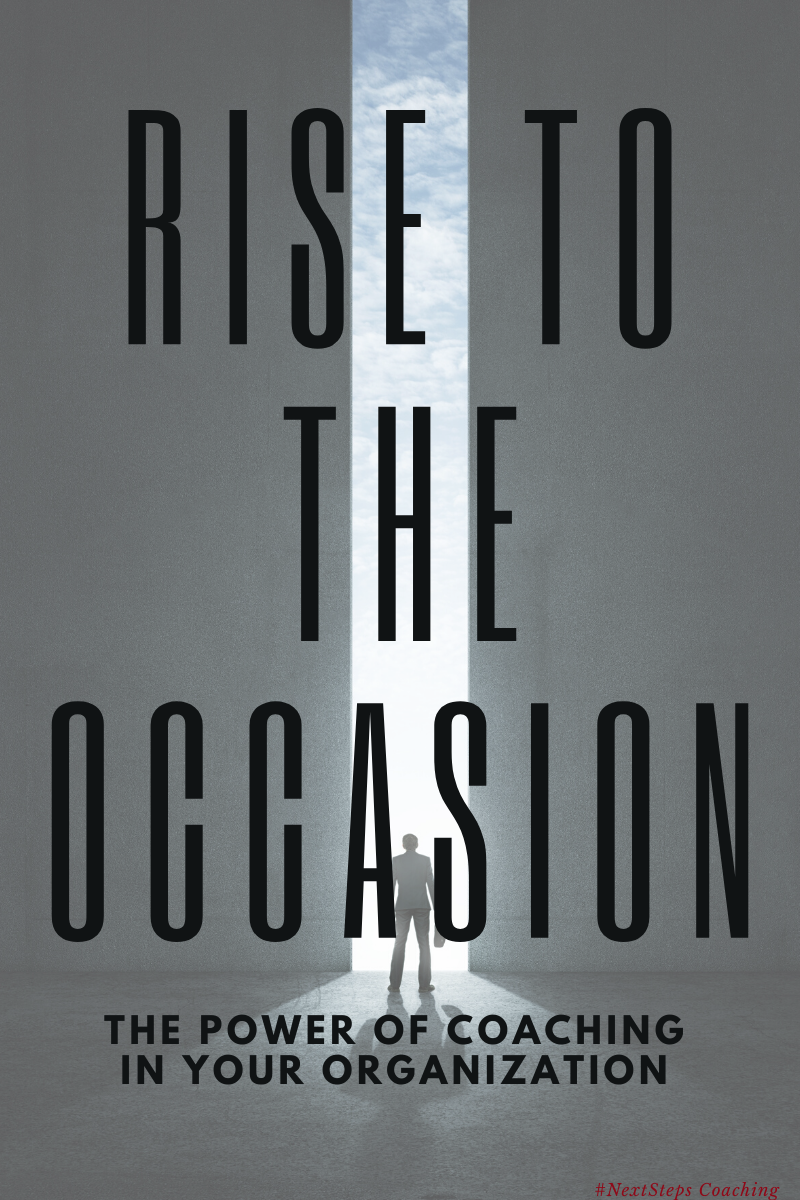 Blog Cover Photo: Rise To The Occasion