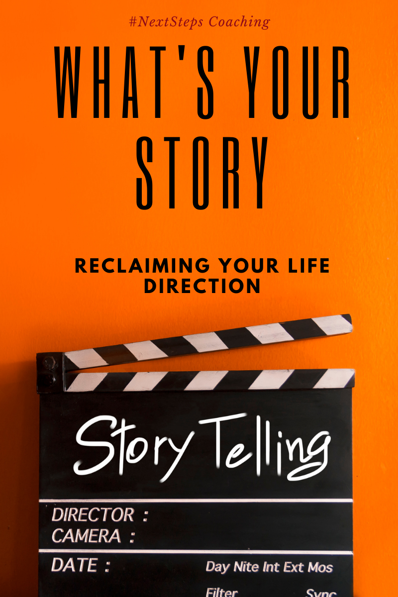 "Blog Post Cover with text overlay: ""What Your Story?"""